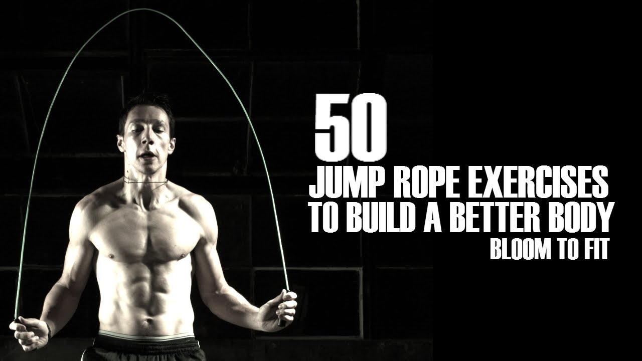 50 Vaj S Kolebnico – 50 Jump Rope Exercises To Build A Better Body