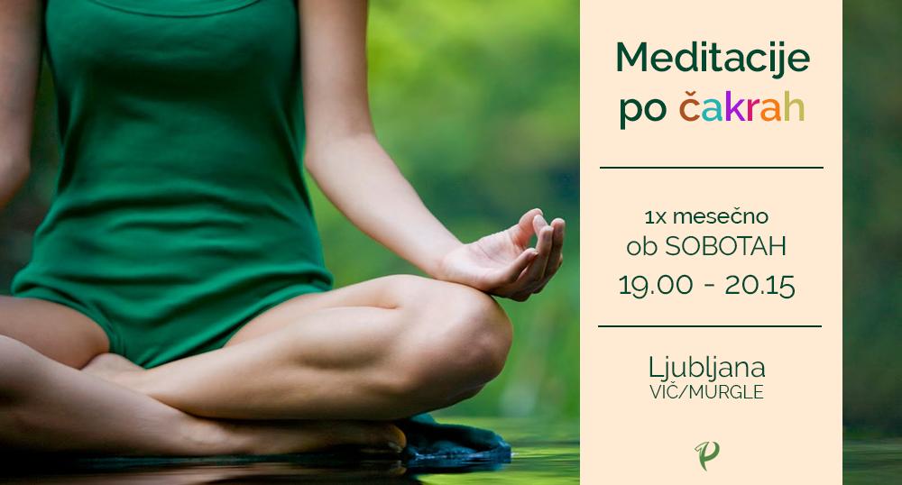 Mesecne Meditacije Po Cakrah