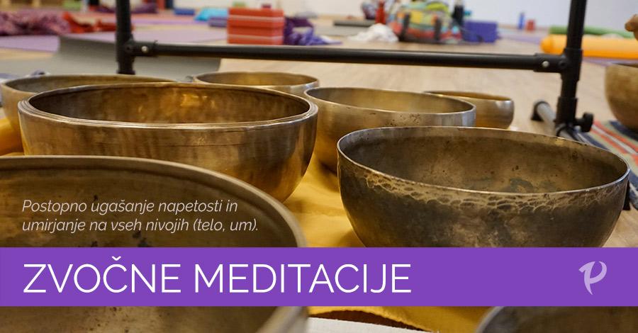 Pričetek Zvočnih Meditacij (20. Oktober 2017)