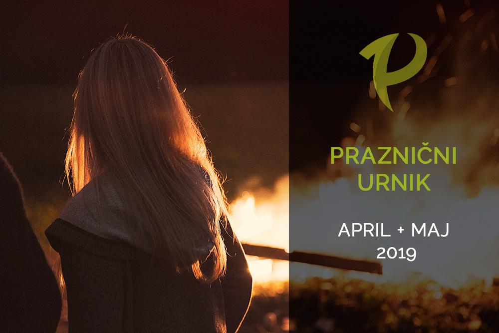 Praznični Urnik APRIL In MAJ 2019 Ter Napoved Poletne Sezone
