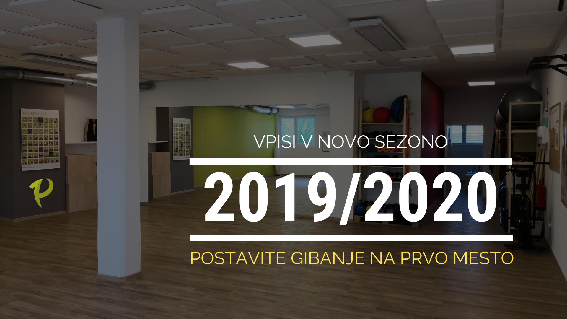 AKCIJA OB VPISU + Novosti V Primusu V Sezoni 2019/2020