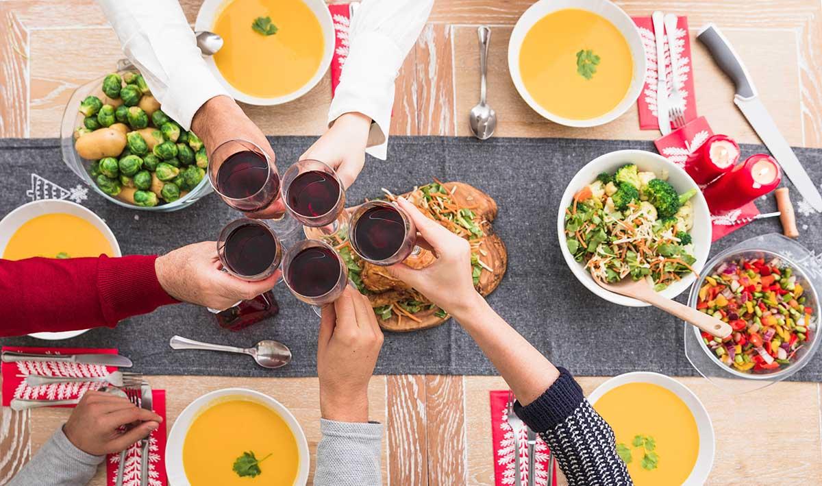 Kako Se Prehranjevati Med Prazniki